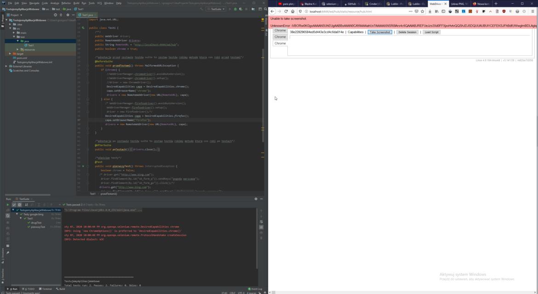 #dockerApps01 – SeleniumGrid co to, na co to komu ? Dlaczego w Dockerze ?