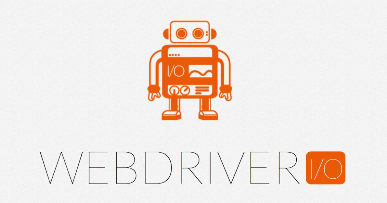 #automatyzacjaWebdriverIO01-Krótka informacja o frameworku, pobranie, konfiguracja, pierwszy projekt – pierwsze testy